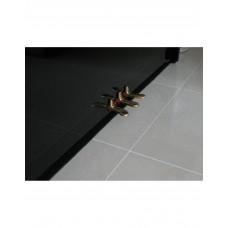 Klavier Fußbodenheizung Isolierung Teppich schmal 151 x 32 cm
