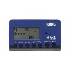Korg Digital Metronom MA-2 blau/schwarz