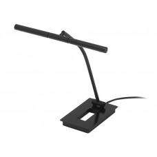 LED Pianoleuchte Forte schwarz matt L9410