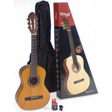 3/4 Gitarrenset inkl. Tasche uvm.
