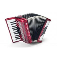 Weltmeister Piano Akkordeon Perle 26/48/II/3