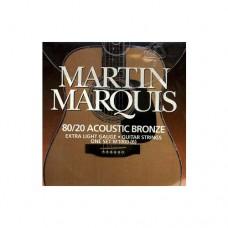 Martin M1000 Marquis Saitensatz