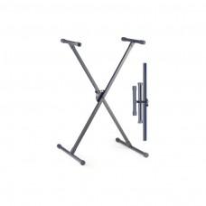 X-Ständer für Keyboard in schwarz