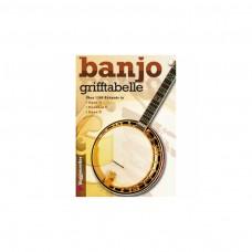 Grifftabelle für Banjo - Bessler/Opgenoorth