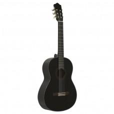 Konzertgitarre Yamaha C40 II in schwarz inkl. Tasche