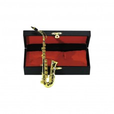 Miniaturinstrument Es-Alt-Saxophone