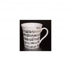 Porzellan-Becher Vivaldi, weiß
