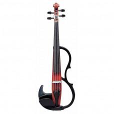 e-Geige Yamaha SV-200 Silent Violin BR braun 4/4