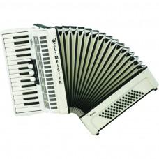 Piano Akkordeon Rubin 30/60/II/3 MT Klaviatur