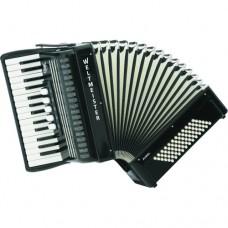 Piano Akkordeon Juwel 30/72/III/5 MT Klaviatur