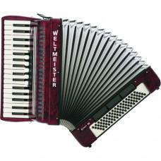 Weltmeister Piano Akkordeon Achat 80 34/80/III/5/3