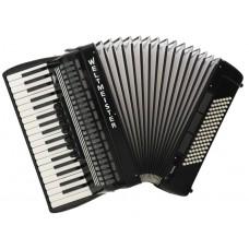 Piano Akkordeon Topas III schwarz oder weiß