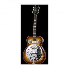 Höfner Resonator Gitarre HCT-RG-SB