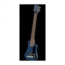Höfner Shorty-Gitarre HCT-SH-BL-0 blau