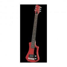Höfner Shorty-Gitarre HCT-SH-R-0 rot
