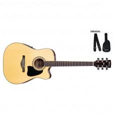 Ibanez Akustikgitarre AW70ECE-NT
