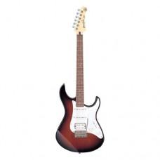 Yamaha E-Gitarre Pacifica 112J OVS Old Violin Sunburst