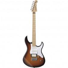 Yamaha E-Gitarre Pacifica 112 VM TBS Tobacco Brown Sunburst
