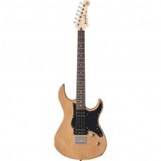 Yamaha E-Gitarre Pacifica 120 H YNS Yellow Natural Satin