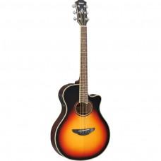 Yamaha Westerngitarre APX700II VS Vintage Sunburst