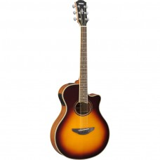 Yamaha Westerngitarre APX700II BS Brown Sunburst