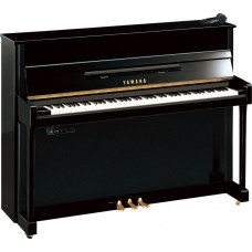 Yamaha B2 SG2 Silent Klavier, schwarz Hochglanz