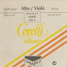 Savarez Corelli Einzelsaite Viola A Forte 831F