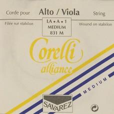 Savarez Corelli Einzelsaite Viola A Forte 831M