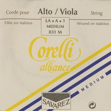 Savarez Corelli Einzelsaite Viola A Forte 831L