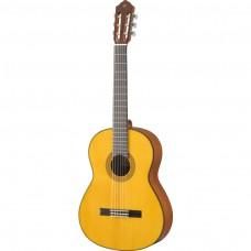 Konzertgitarre Yamaha CG142S BL schwarz