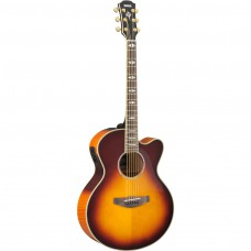 Westerngitarre Yamaha CPX1000 BS Brown Sunburst