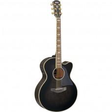 Westerngitarre Yamaha CPX1000 TB Translucent Black