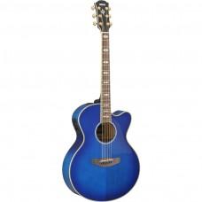 Westerngitarre Yamaha CPX1000 UM Ultramarine