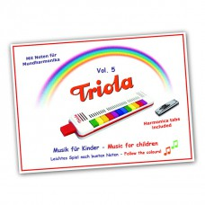 Triola Notenheft Band 5, Seydel