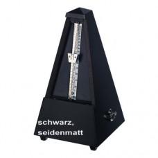 Metronom, Wittner System Mälzel, Holzgehäuse, mit Glocke