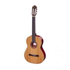 Konzertgitarre für Linkshänder R200L Ortega