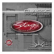 Saitensatz für Konzertgitarre Stagg CL-NT-AL