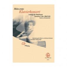 Ludwig van Beethoven Sonatine F-Dur (Kinski)