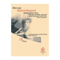 "Wolfgang Amadeus Mozart Serenade und Rondo - ""alla turca"""
