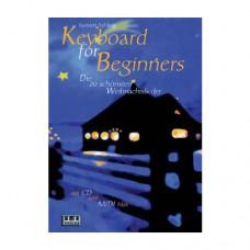 Keyboard For Beginners - Die 20 schönsten Weihnachtslieder