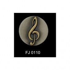 Schalclips Motiv Nr. FJ 0110