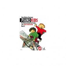 """Heumann """"Piano Kids Band 2"""", z.B. Scarborough Fair u.a."""
