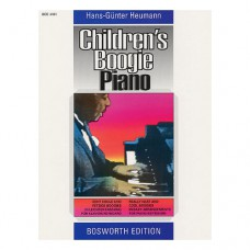 "Hans Günter Heumann - ""Childrens Boogie Piano"""