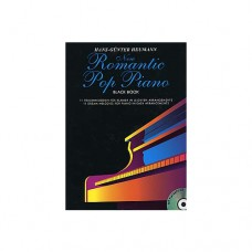 "Hans Günter Heumann - ""New Romantic Pop Piano - Black Book"""