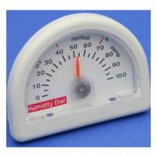 Hygrometer, einfache Kunstoffausführung