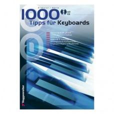 Dreksler/Härle - 1000 Tipps für Keyboards (CD)