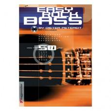 Dieter Petereit - Easy Rock Bass, 144 Seiten, englisch