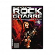 Peter Burschs Rock Gitarre