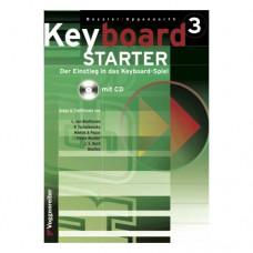 Bessler/Opgenoorth - Keyboard-STARTER 3, 94 Seiten, elementare Musiklehre
