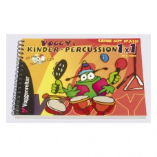 Yasmin Abendroth - Voggys Kinder-Percussion 1x1